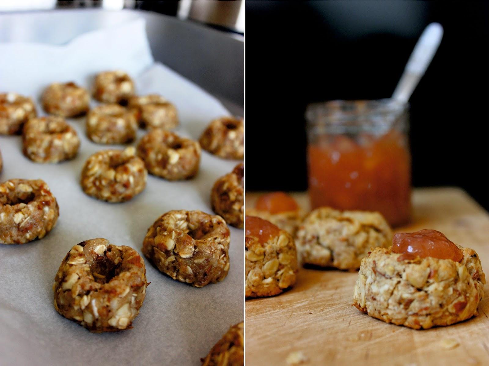 Příprava cookies