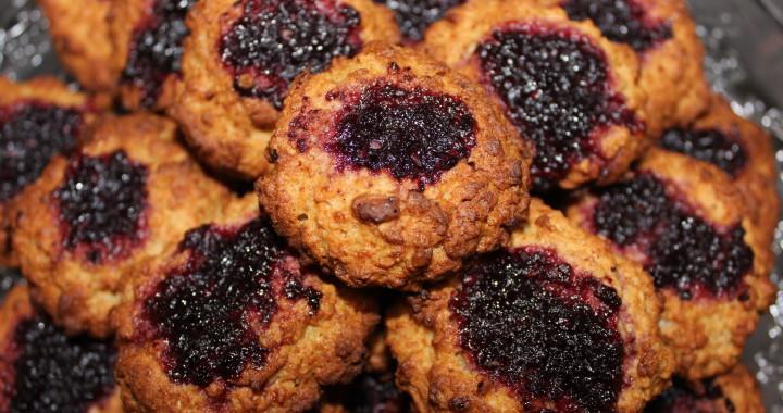 Celozrnné sušenky s quinoou